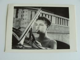 FEMME  DONNA  Annick 1985  Alain Daussin 1985  FOTOGRAFO  FOTO  FOTOGRAFIA   VIAGGIATA COME DA FOTO - Fotografia