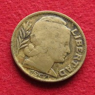 Argentina 20 Centavos 1947 KM# 48  Argentine - Argentine