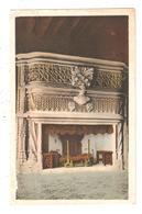 CPA 24 DOMME En SARLADAIS Préventorium Du Château De Giverzac - La Cheminée - Autres Communes