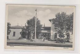BOSNIA AND HERZEGOVINA USORA TRAIN STATION Nice Postcard - Bosnie-Herzegovine