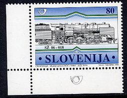 SLOVENIA 1998 Steam Locomotive  MNH / **.  Michel 231 - Slovénie