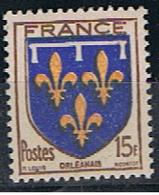 (1F 68) FRANCE // YVERT 604 // 1944    NEUF - Francia
