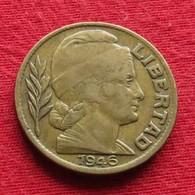 Argentina 20 Centavos 1946 KM# 42  Argentine Argentinie - Argentina