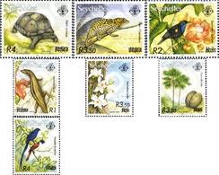 Ref. 159376 * MNH * - SEYCHELLES. 2004. DIFFERENT CONTENTS . MOTIVOS VARIOS - Seychelles (1976-...)