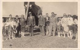 Aviation - Avion Junkers F-13 à La Chaux-de-Fonds - 1929 - Pilote Kammacher - Rare - 1919-1938: Entre Guerres