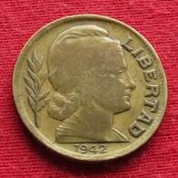 Argentina 10 Centavos 1942 KM# 41  Argentine Argentinie - Argentina