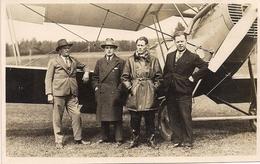 Aviation - Aviateur Alphonse Kammacher - La Chaux-de-Fonds - Rare - Aviateurs