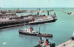62] Pas De Calais > BOULOGNE Sur MER L'Entrée Du Port Vue Générale (bateau Paquebot) (CAP C.A.P N° 1587) *PRIX FIXE - Boulogne Sur Mer