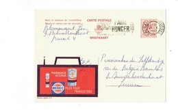 Publibel 2253FV - BEREC - 0254 - Stamped Stationery