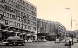 BRUXELLES - Gare Centrale Et Bâtiment De La SABENA - Transport (rail) - Stations