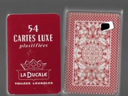 Jeu De 54 Cartes à Jouer Playing Cards Complet NEUF SOUS BLISTER LA DUCALE 16 Dans Sa Boîte - Cartes à Jouer Classiques
