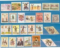 Guiné -  26 Valores # Novos E Usados  #Very Interesting 26 Postage Stamps ** Guiné - Guinée Portugaise
