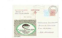 Publibel 2245F - DELTA - 0260 - Stamped Stationery