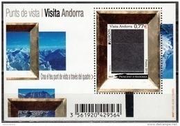 Andorre Français 2012 Yvert F724 Neuf ** Cote (2015) 2.40 Euro Europa CEPT Tourisme - Blocs-feuillets