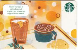 INDIA - Starbucks Card, CN : 6013, Unused - Gift Cards