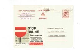 Publibel 2206 - STOP AU RHUME - 0261 - Entiers Postaux