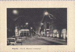 Aero Club Viterbo - Concorso Nazionale Volo Libero 1963 - Via G. Marconi - Notturno - H5268 - Viterbo