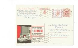 Publibel 2210 - LEMAITRE - 0265 - Entiers Postaux