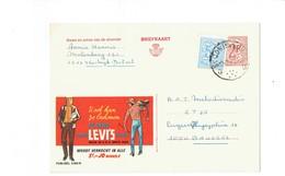 Publibel 2369N - LEVI'S - 0269 - Stamped Stationery