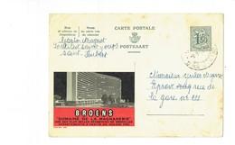 Publibel 1564 - BROENS - 0270 - Entiers Postaux