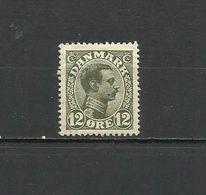 Denmark 1918 - Mi. 99 MNH - Unused Stamps