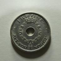 Norway 1 Krone 1949 - Noruega