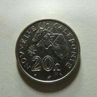 New Caledonia 20 Francs 1970 - Nuova Caledonia