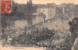 TERRASSON - Les Bords De La Vézère Et L'Avenue De Brive - état - Autres Communes