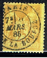 FRANCE 532 // YVERT 92 // 1877-80 - 1876-1878 Sage (Type I)