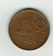 Tschechische Rep. 1993 // 10 KC // Umlaufmünze - Tschechische Rep.