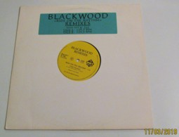 MAXI 45T BLACKWOOD : Ride On The Rhythm - 45 T - Maxi-Single