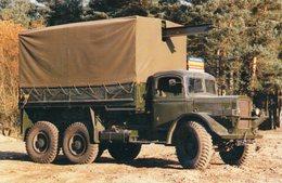 British Army  Austin K6  6x4   3 Ton Light Breakdown Vehicle  -  CPM - Camions & Poids Lourds