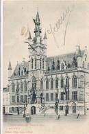 CPA - Belgique - Saint Nicolas - Hôtel De Ville - Sint-Niklaas
