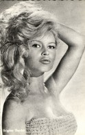 French Actress Brigitte Bardot (1960s) No. 961 - Entertainers
