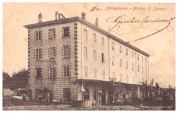 ALTOPASCIO- MOLINO S. JACOPO     BELLE CARTE ANIMEE 1906 - Italie
