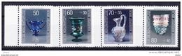 Duitsland Berlin 1986 Nr 726/29 **, Zeer Mooi Lot Krt 3590 - Timbres