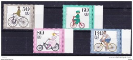Duitsland Berlin 1985 Nr 695/98 **, Zeer Mooi Lot Krt 3592 - Timbres