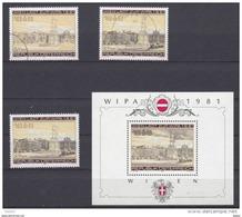 Oostenrijk 1979/80 Wipa 1981,  Zeer Mooi Lot K527 - Collections (sans Albums)