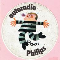Sticker - Autoradio Philips - Autocollants