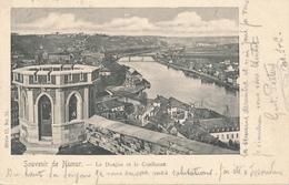 CPA - Belgique - Le Donjon Et Le Confluent - Namen