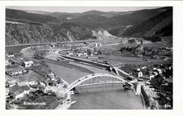 STECHOVICE (CSSR) - Fotokarte Um 1935 - Tschechische Republik