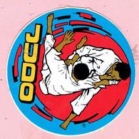 Sticker - JUDO - Autocollants