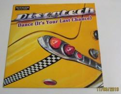 Maxi 33T DISCOTECH : Dance - Dance, Techno & House