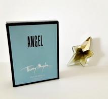 Miniatures De Parfum  ANGEL De THIERRY MUGLER   Petite Etoile    EDP   5  Ml    +  Boite - Miniatures Modernes (à Partir De 1961)