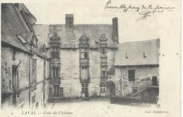 DPT 53 LAVAL Cour Du Château TBE - Laval