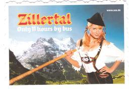 Zillertal - PIN UP - Femme - Nude Girl - Woman - Frau - Erotic - Erotik - Pin-Ups