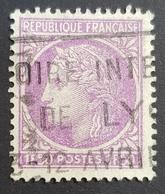 1945-1946 Ceres, France, Republique Française, Used - 1945-47 Ceres Of Mazelin
