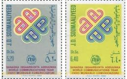 Ref. 363276 * MNH * - SOMALIA. 1983. TELECOMMUNICATIONS INTERNATIONAL YEAR . AÑO INTERNACIONAL DE LAS TELECOMUNICACIONE - Somalie (1960-...)