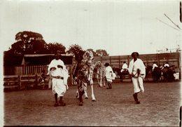 DAILY MIRROR BUREAUX PARIS   16 * 12 CM Fonds Victor FORBIN 1864-1947 - Africa