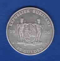 Suriname  25  Gulden  Arg  26  Gr - Surinam 1975 - ...
